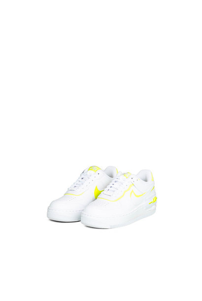 "W Air Force 1 Shadow ""White/Lemon"""