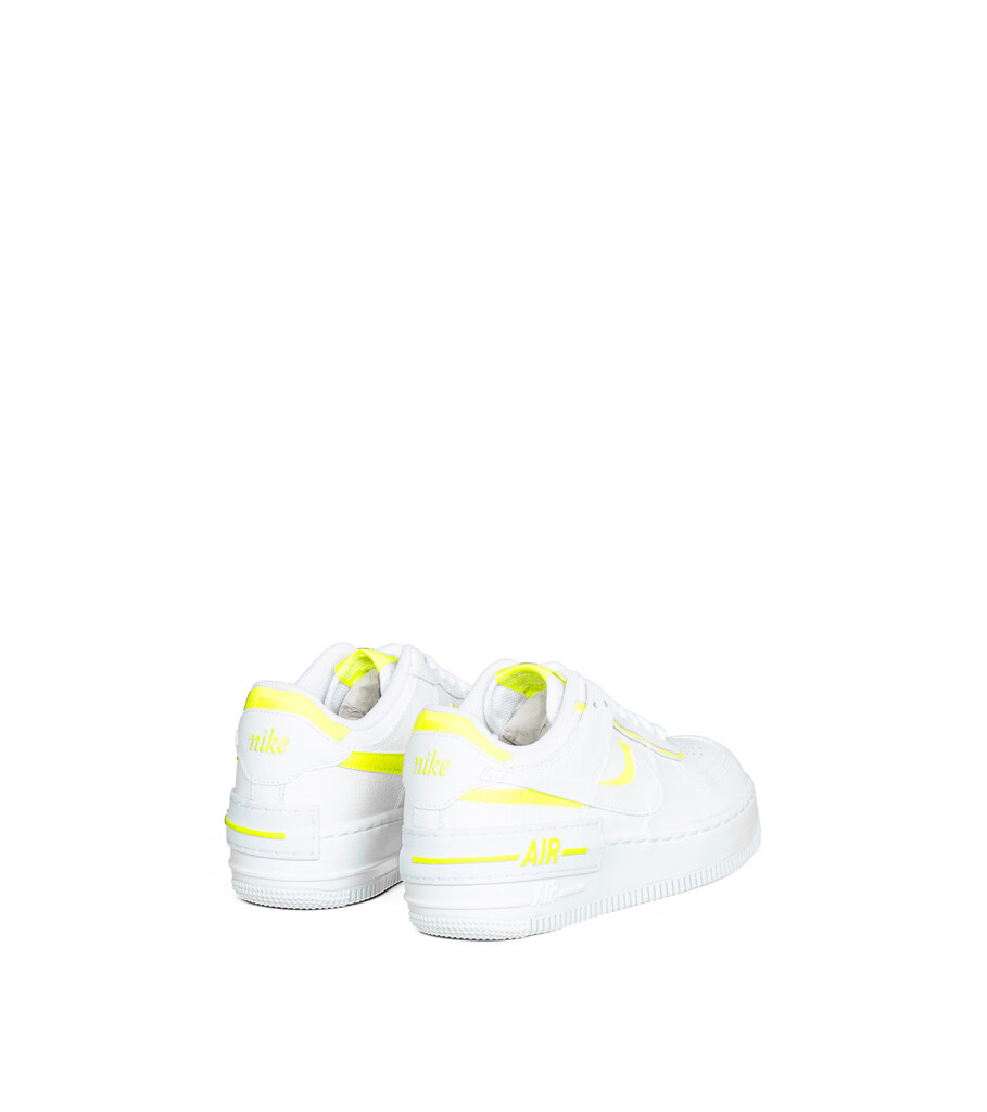 nike air force 1 shadow lemon