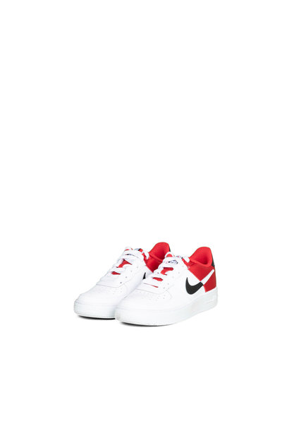 "Air Force 1 NBA (GS) ""University Red/White"""