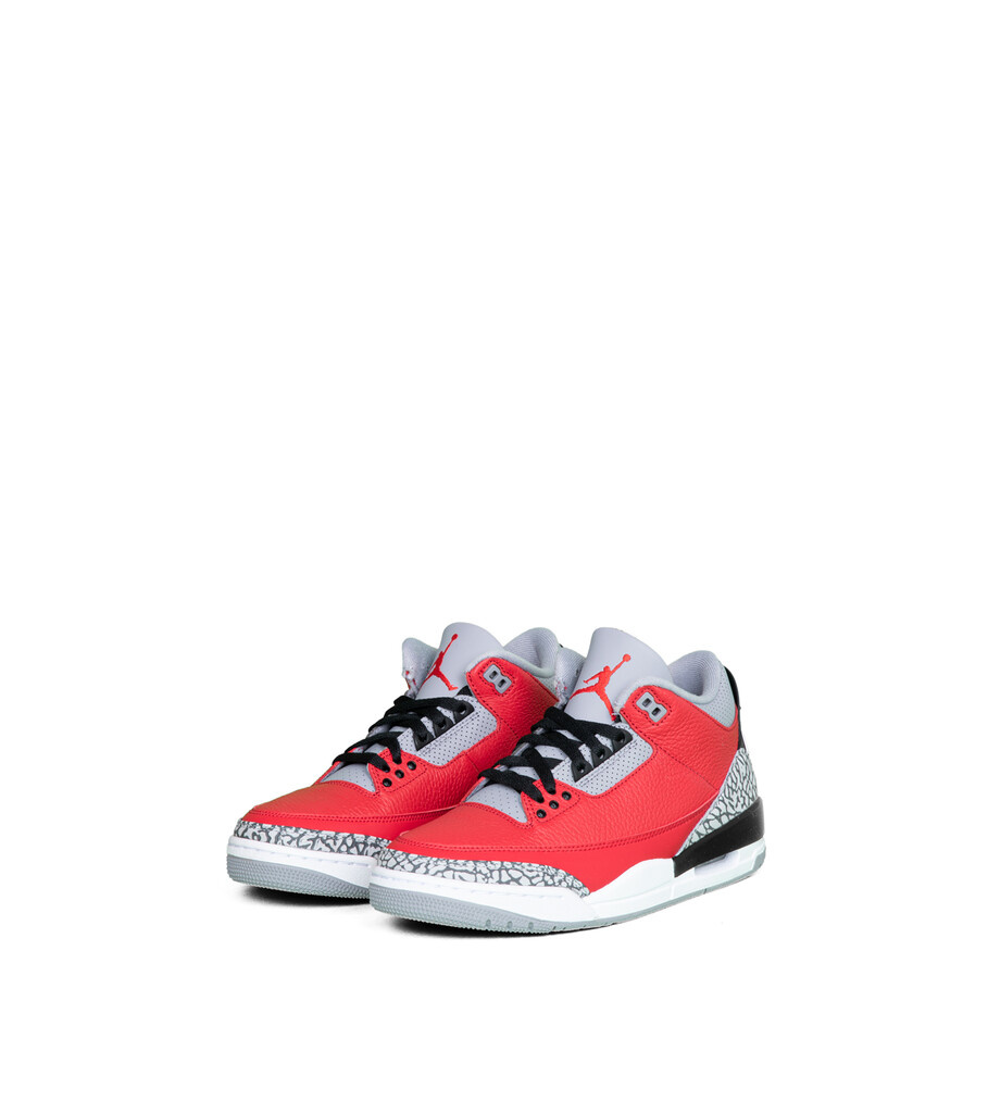 "3 Retro SE (GS) ""Fire Red/Cement Grey""-1"