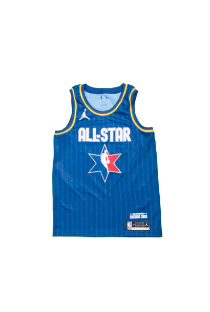 "L. James NBA All-Star '20 Edition Jersey ""Rush Blue"""