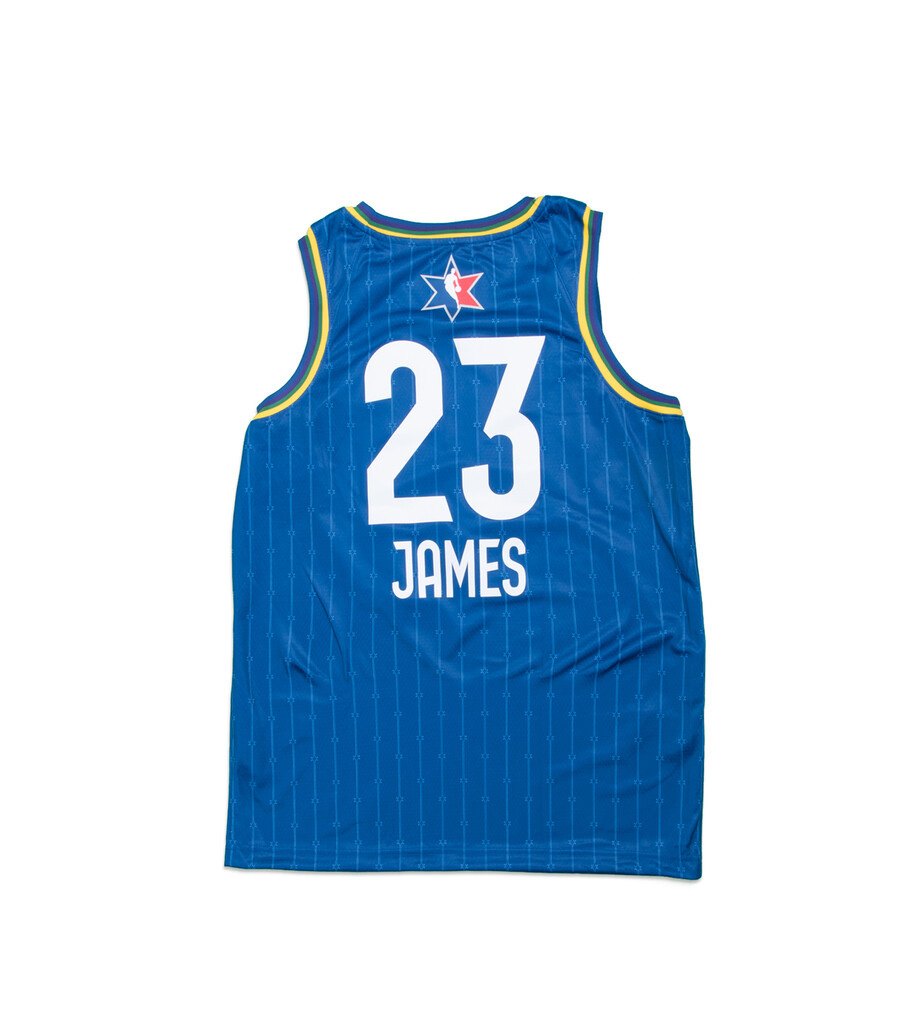 "L. James NBA All-Star '20 Edition Jersey ""Rush Blue""-2"