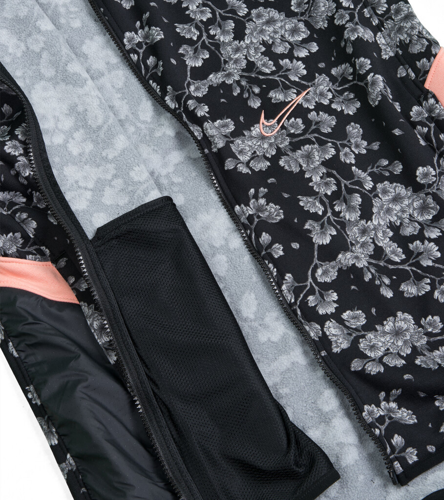 """Therma City Exploration Jacket """"Floral""""-4"""