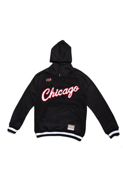 "Chicago Bulls Finals Gametime Hoodie ""Black"""