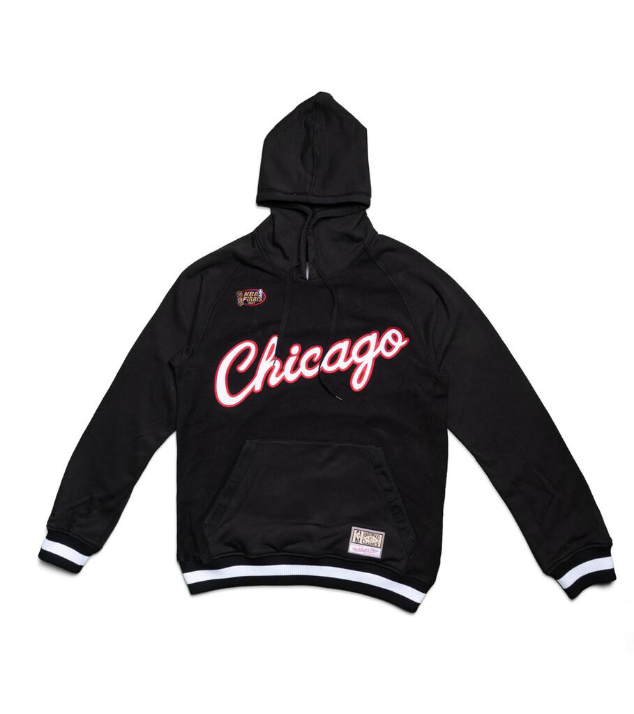 "Chicago Bulls Finals Gametime Hoodie ""Black""-1"