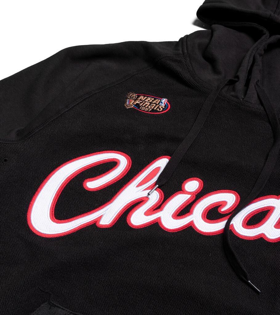 "Chicago Bulls Finals Gametime Hoodie ""Black""-2"