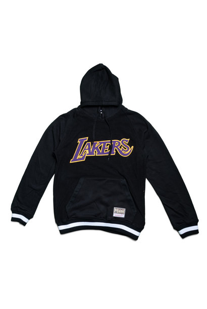 "LA Lakers Gametime Hoodie ""Black"""