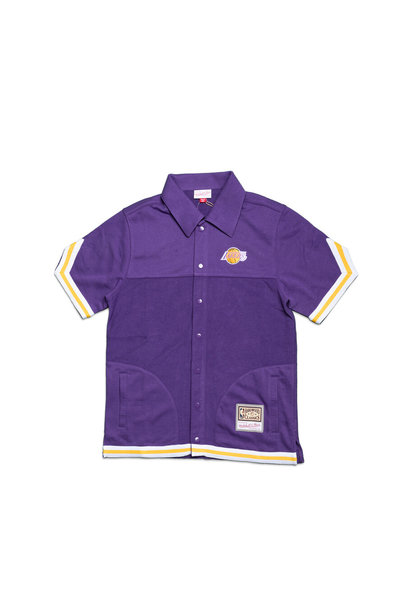 "LA Lakers Warm Up Shirt ""Purple"""