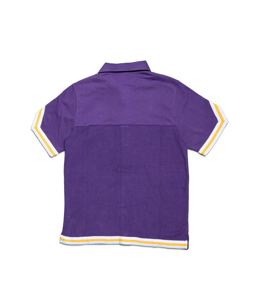 "LA Lakers Warm Up Shirt ""Purple""-3"