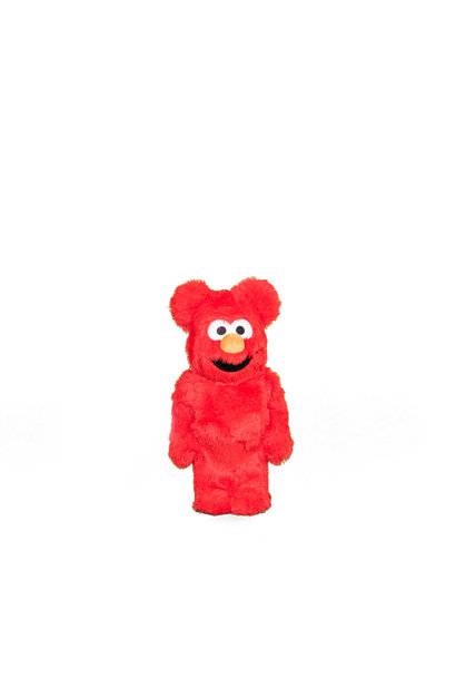 "Elmo Costume 400% Be@Rbrick ""Red"""