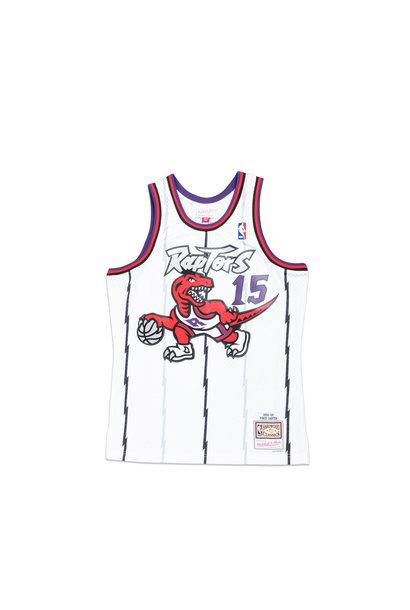 "Toronto Raptors '98-'99 V. Carter Swingman Jersey ""White"""