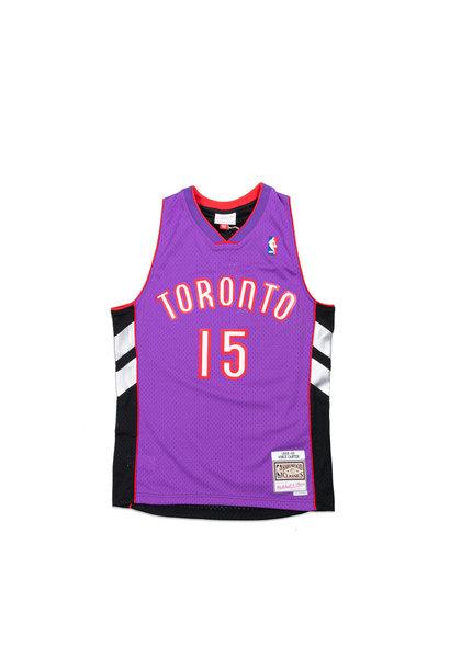 "Toronto Raptors '99-'00 V. Carter Swingman Jersey ""Purple"""