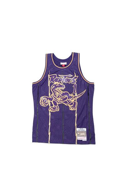 """Toronto Raptors T. Mcgrady '98-'99 Swingman Jersey """"Purple"""""""