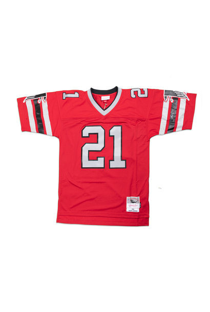 "Atlanta Falcons '89 D. Sanders Legacy Jersey ""Red"""