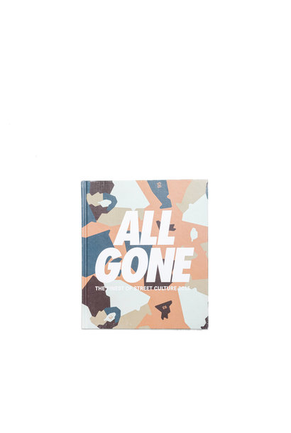 "All Gone Book 2015 ""Sand"""