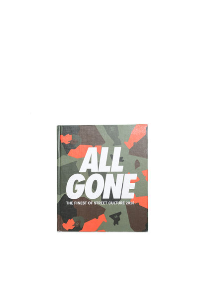 "All Gone Book 2015 ""Green"""