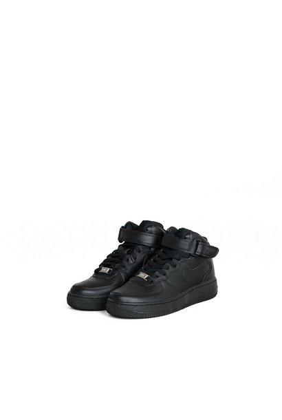 "W Air Force 1 Mid '07 LE ""Black"""