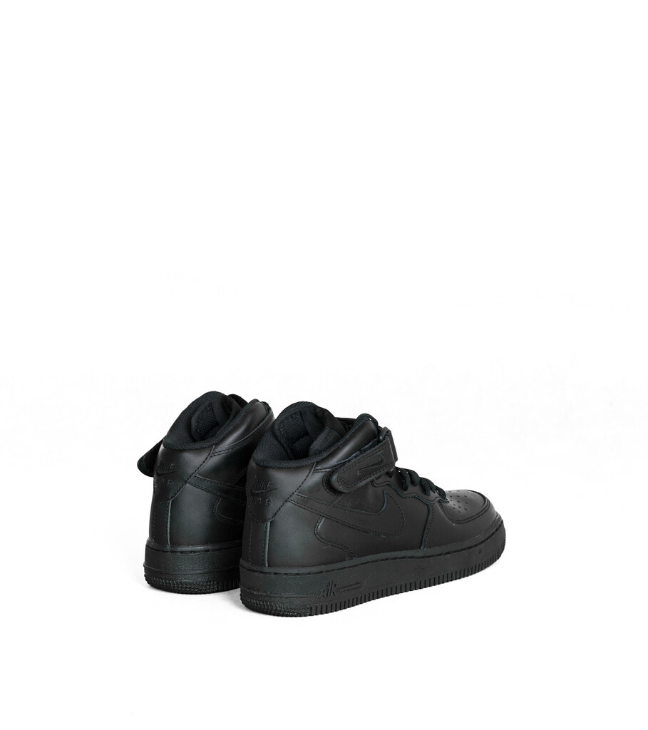 "W Air Force 1 Mid '07 LE ""Black""-2"