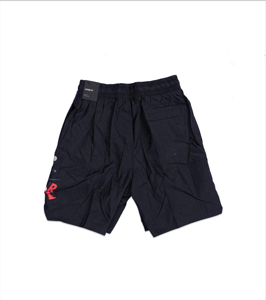 """Poolside Short """"Black/Gym Red""""-4"""