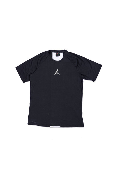 "23 Alpha Dri-Fit Tee ""Black/White"""