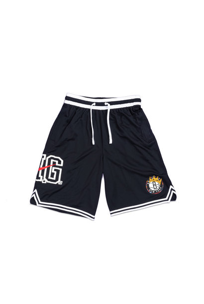 "Brooklyn Nets Biggie DNA Short ""Black/White"""