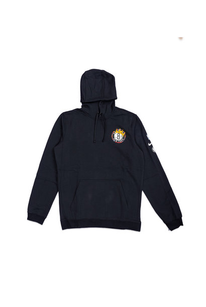 "Brooklyn Nets Biggie Hoodie ""Black"""