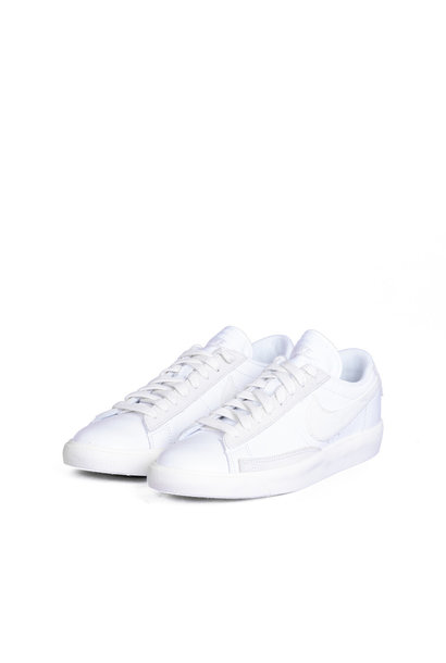 "Blazer Low Leather ""White/Sail"""