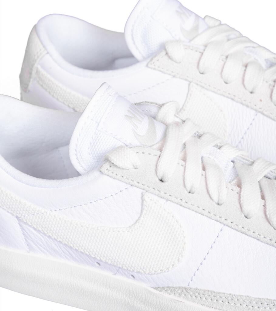 "Blazer Low Leather ""White/Sail""-6"