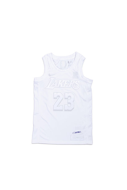 """L. James MVP '20 Jersey """"White"""""""