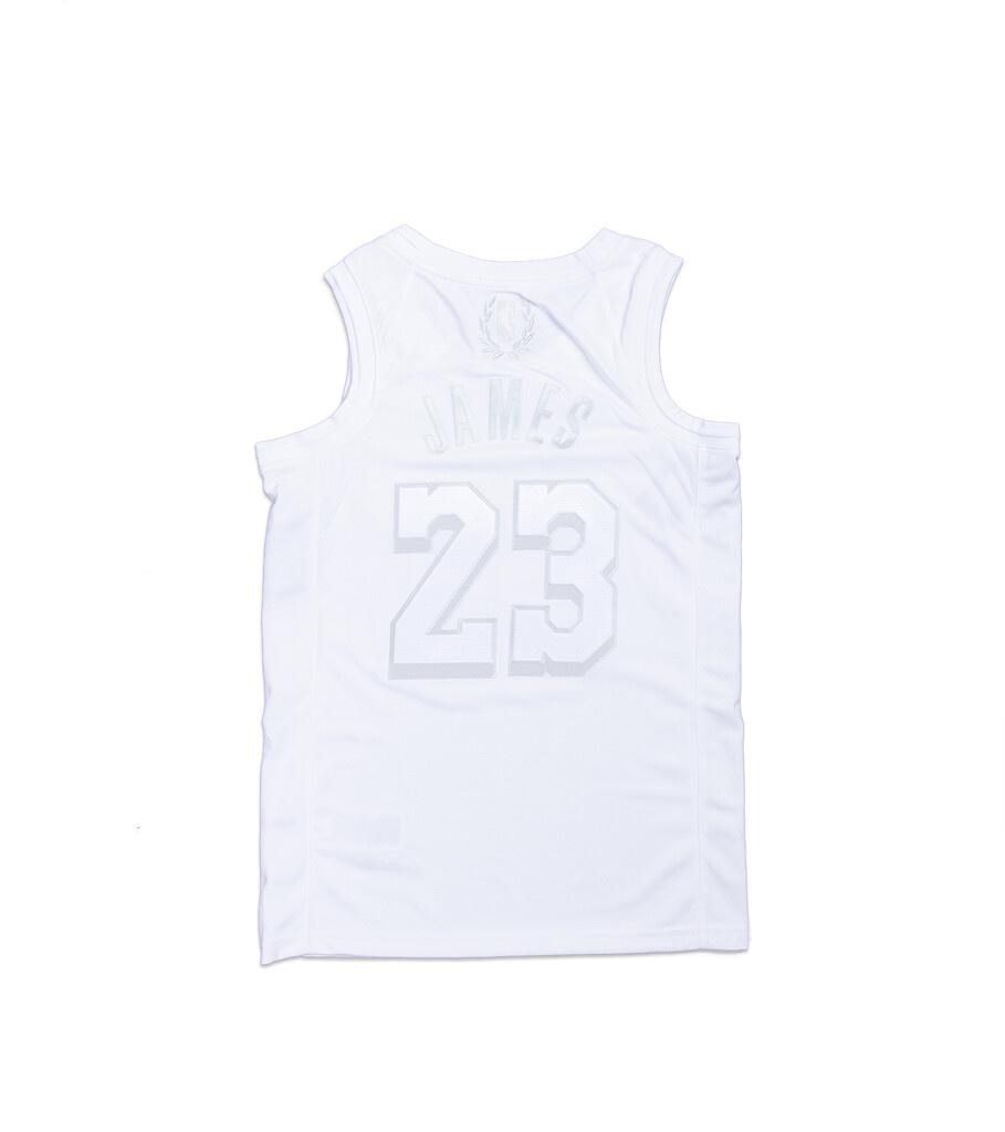 """L. James MVP '20 Jersey """"White""""-4"""