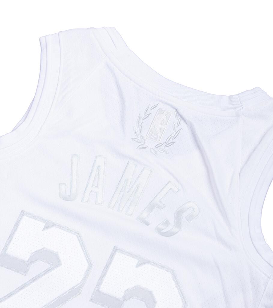 """L. James MVP '20 Jersey """"White""""-5"""