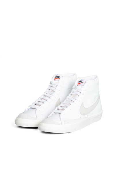 "Blazer Mid '77 Vintage ""White/Light Bone"""