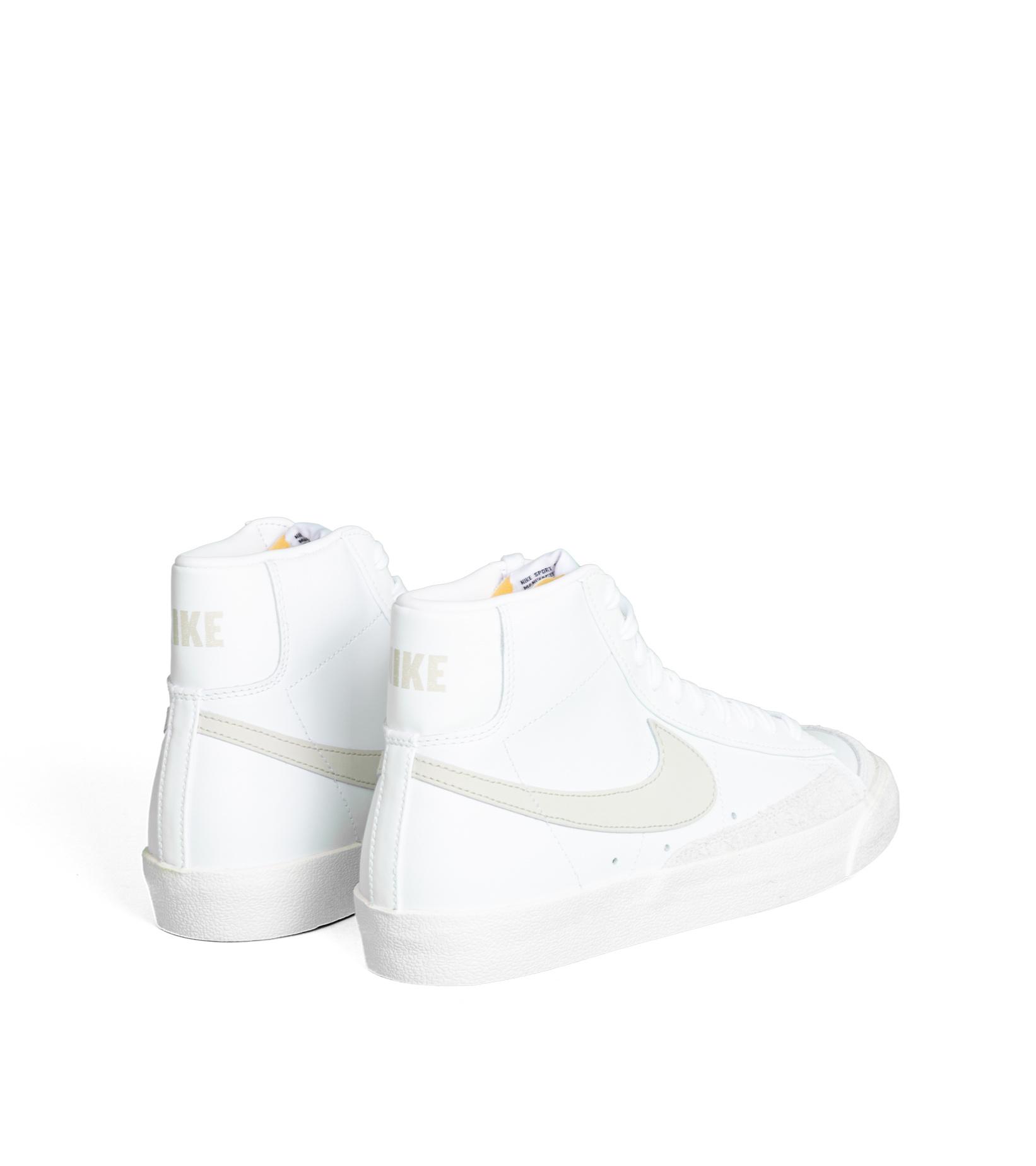 "Blazer Mid '77 Vintage ""White/Light Bone""-2"