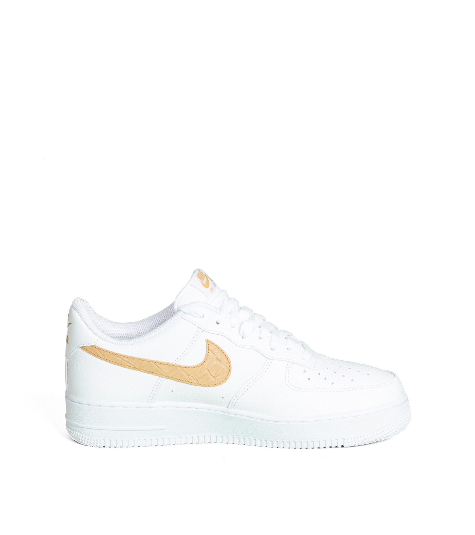 "Air Force 1 LV8 ""White/Club Gold""-4"