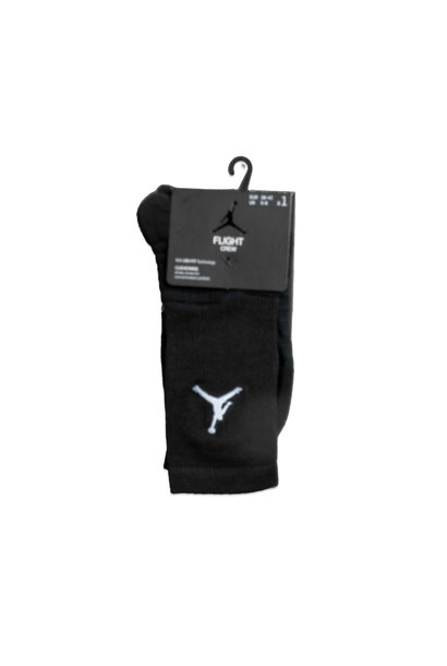 "Flight Crew Socks ""Black/White"""
