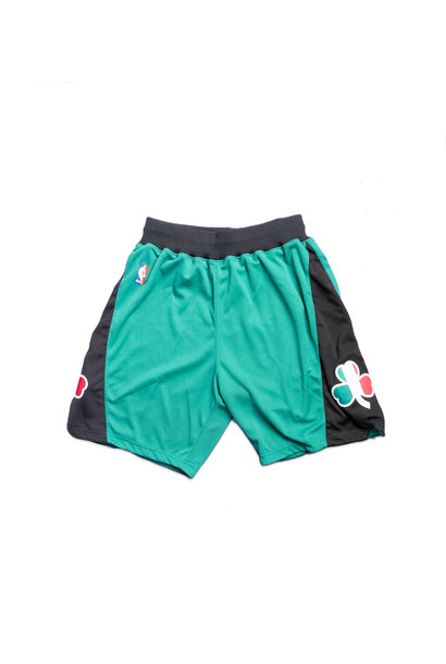 "Boston Celtics '07-'08 Authentic Italy Short ""Kelly Green"""