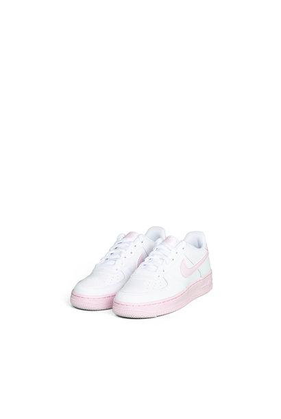 "Air Force 1 (GS) ""White/Pink Foam"""