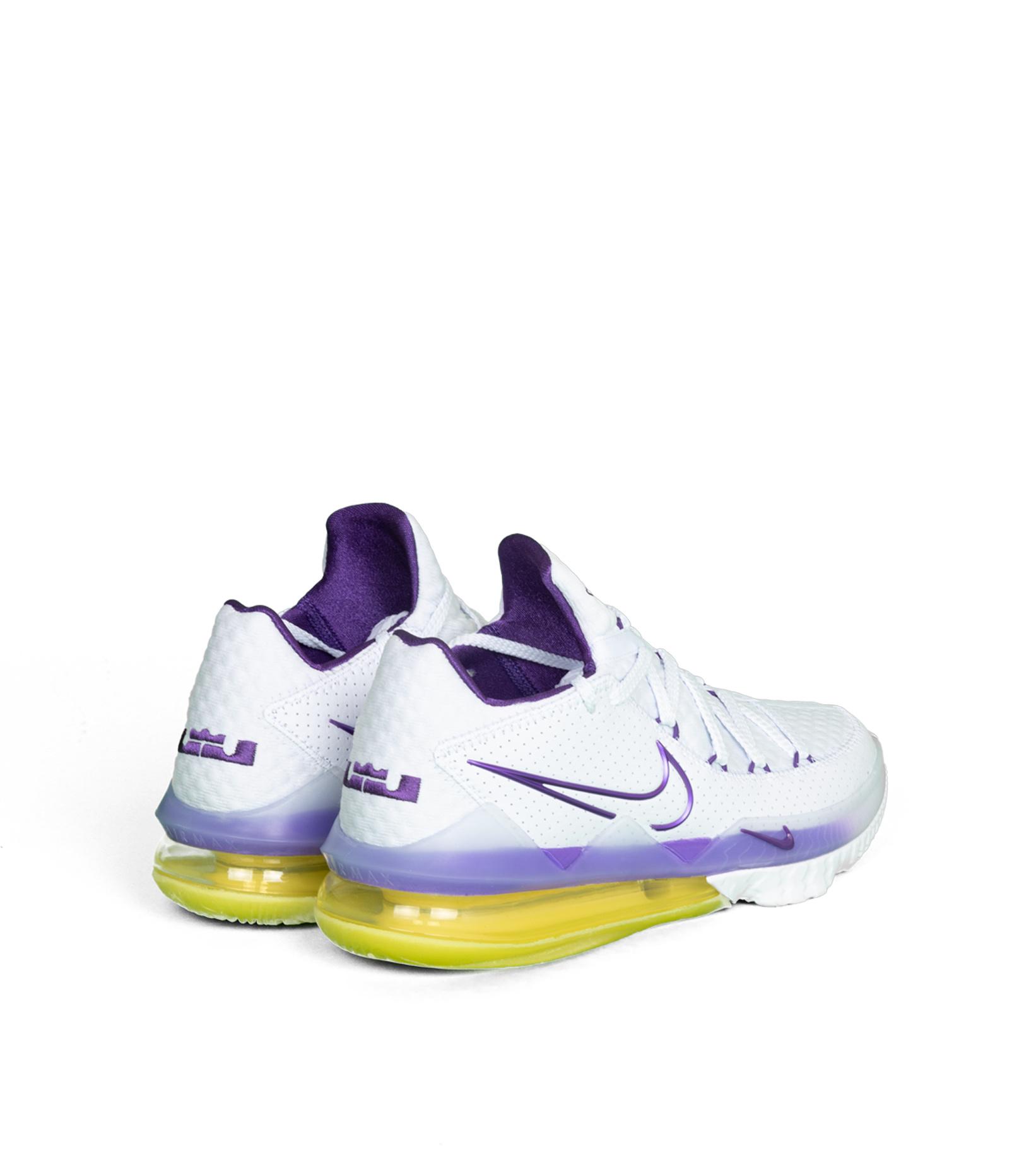 """LeBron XVII (17) Low """"Lakers""""-2"""