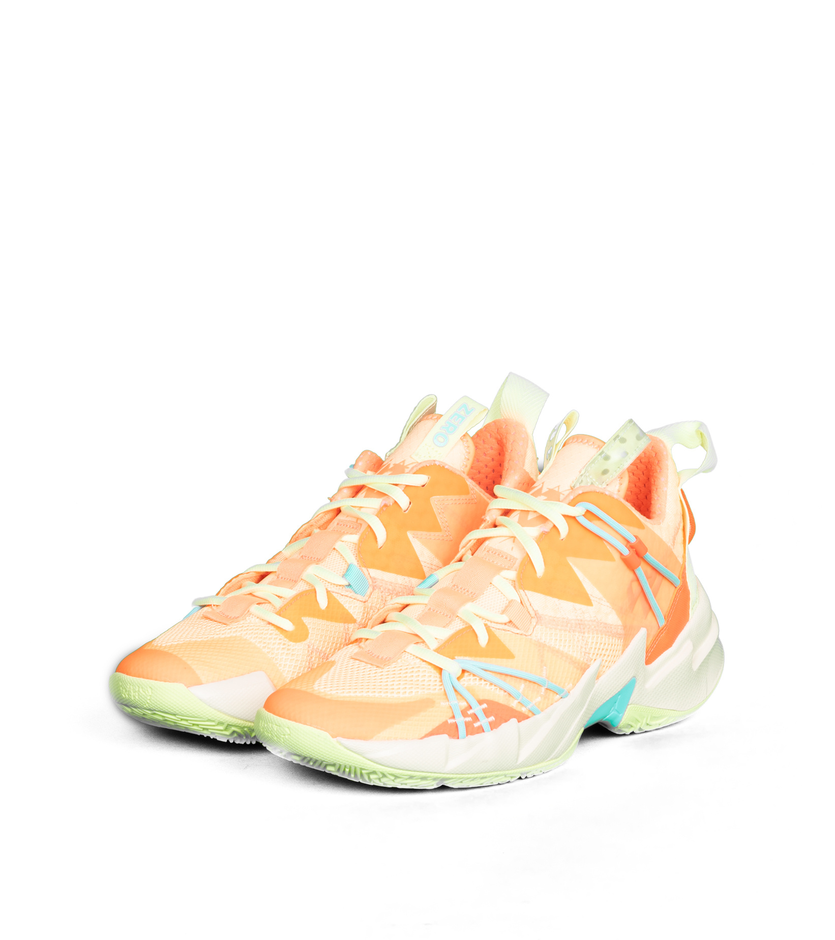 "Why Not Zer0.3 SE ""Melon Tint/Atomic Orange""-1"