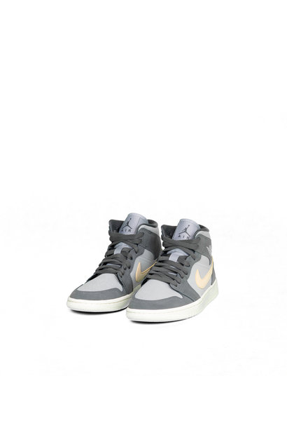 "W 1 Mid ""Iron Grey/White Onyx"""