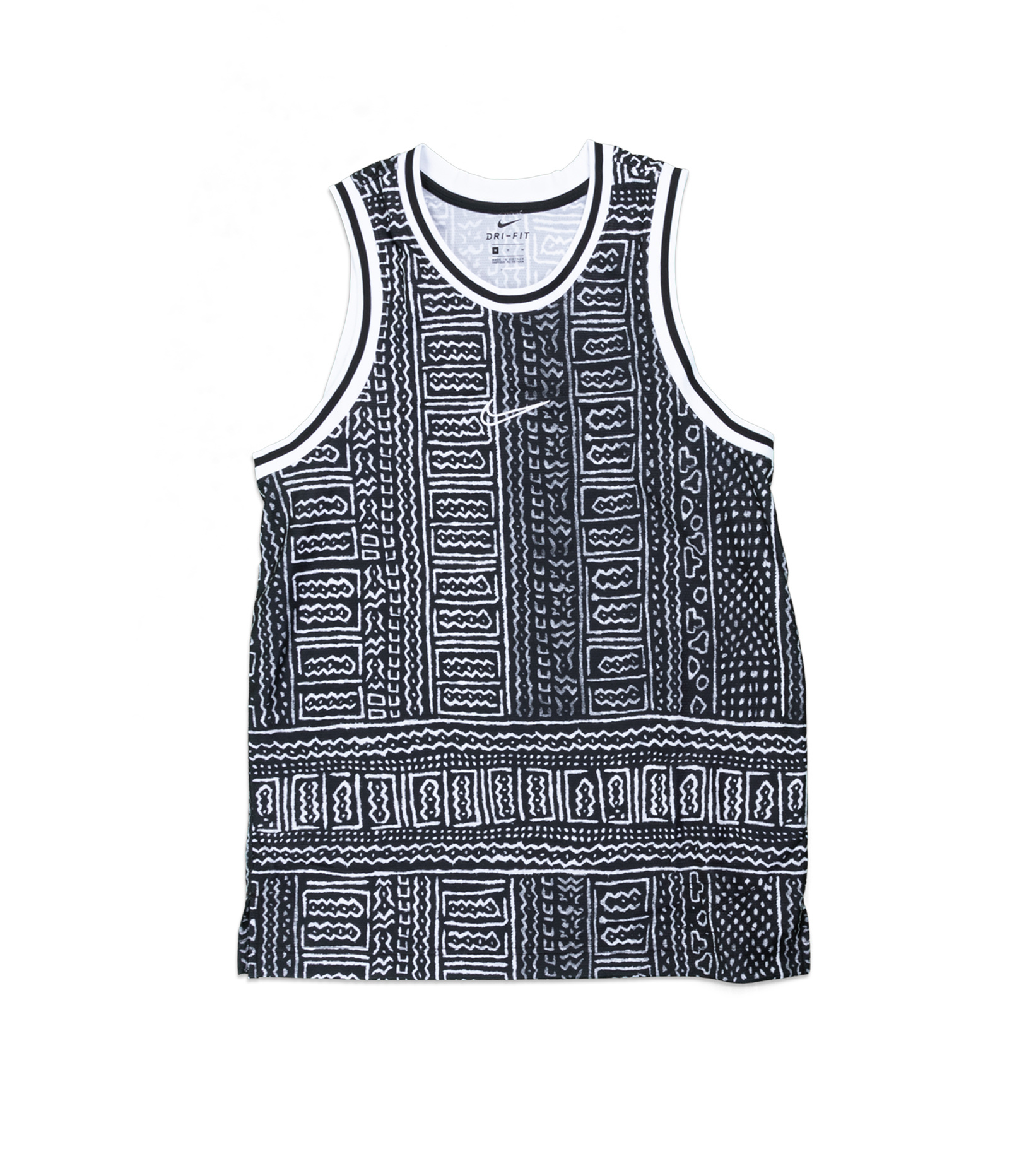"DNA Global Exploration Jersey ""Black/White""-1"