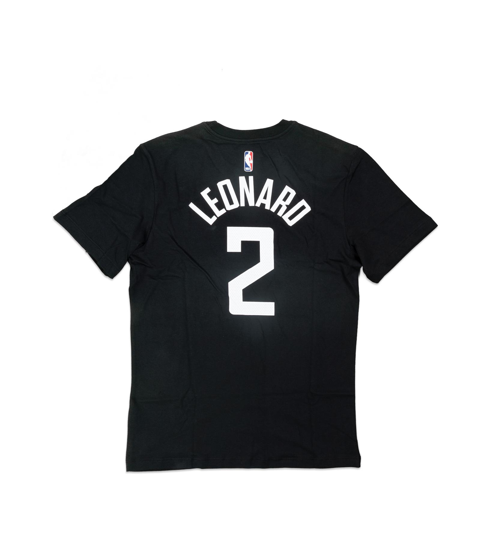 """K. Leonard Statement Edition '20 Dri-Fit Tee """"Black""""-3"""