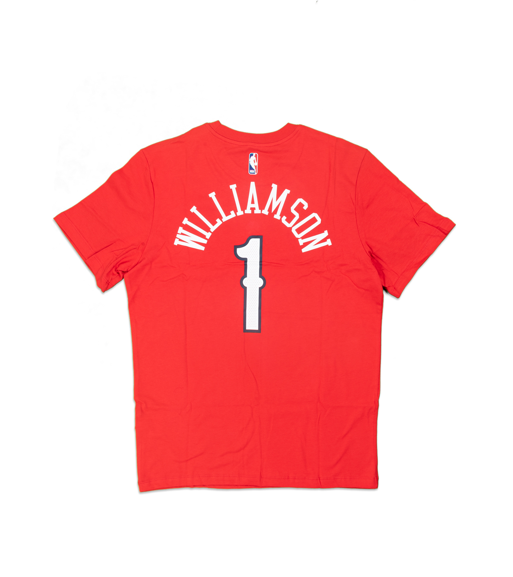 "Z. Williamson Statement Edition '20 Dri-Fit Tee ""University Red""-3"