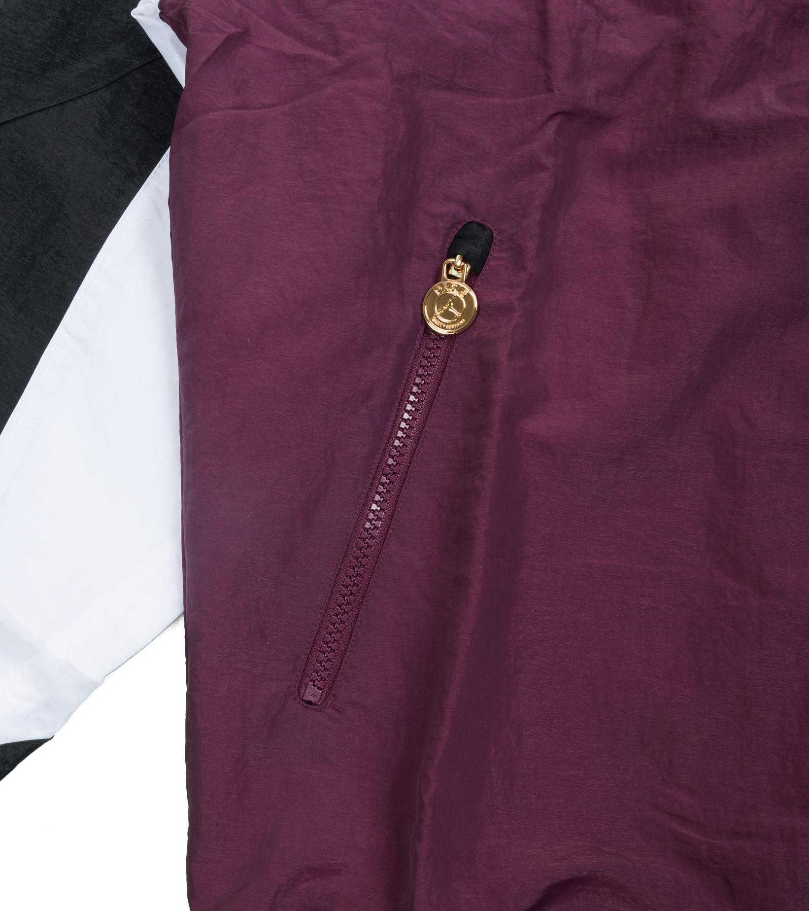"PSG Anthem Jacket ""Black/Bordeaux""-2"