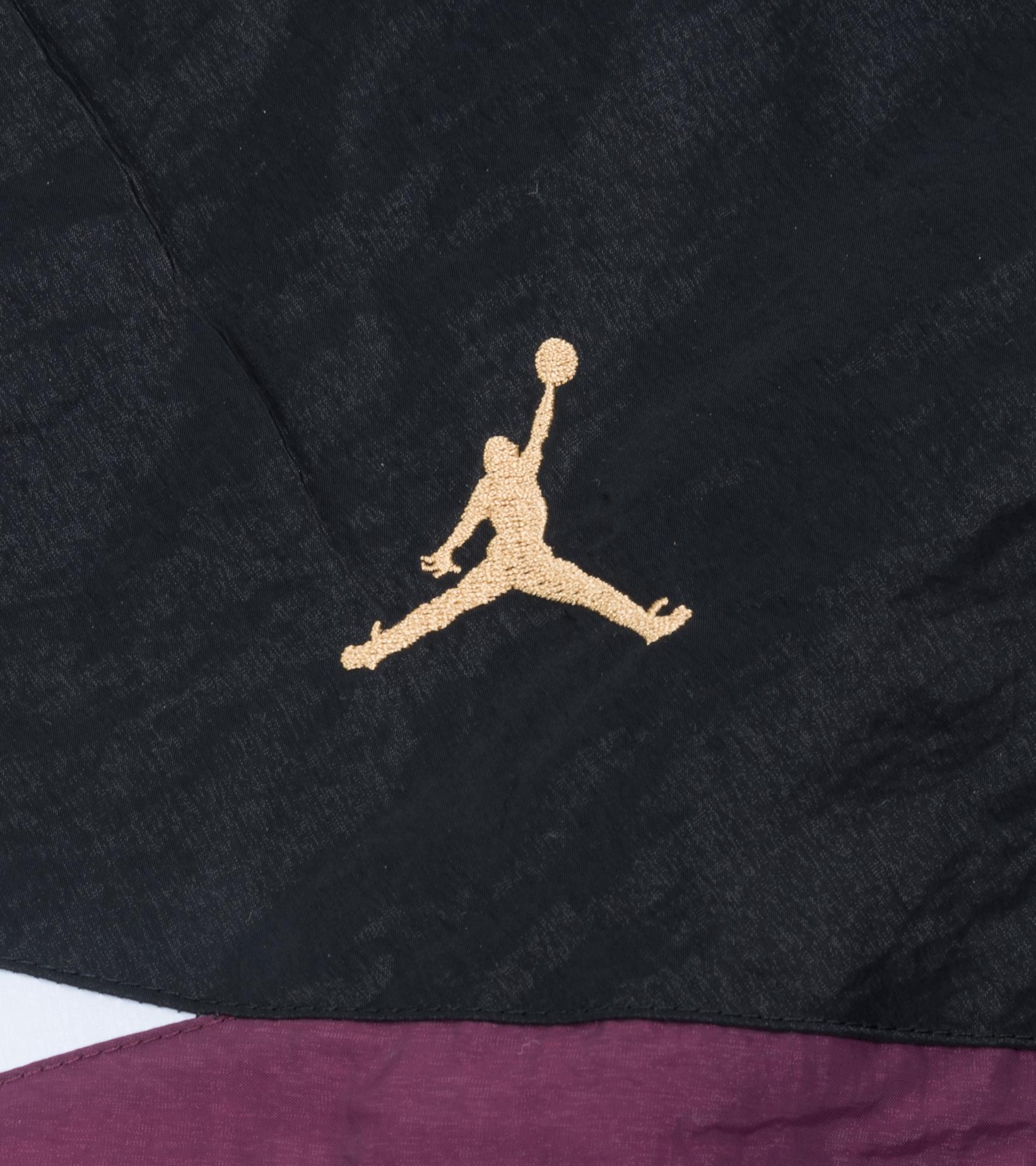 "PSG Anthem Jacket ""Black/Bordeaux""-3"