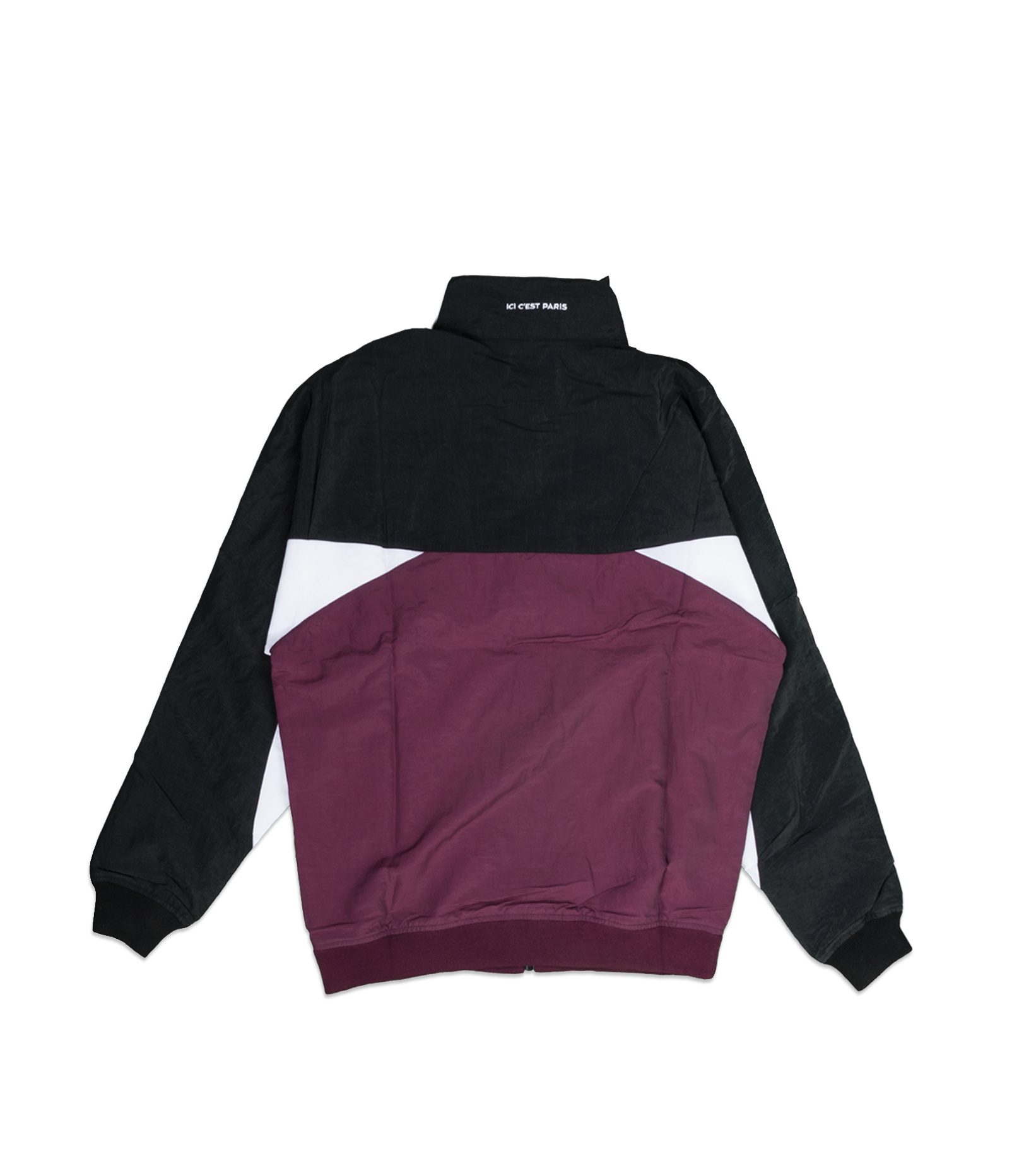 "PSG Anthem Jacket ""Black/Bordeaux""-6"