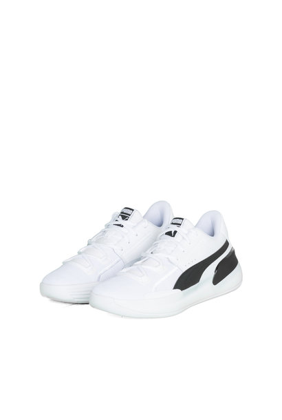 "Clyde Hardwood TB ""White/Black"""