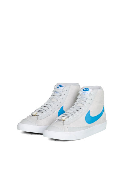 "Blazer Mid '77 NRG EMB ""Grey Fog/Photo Blue"""