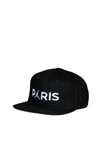 """PSG Pro Cap """"Black/Bordeaux"""""""