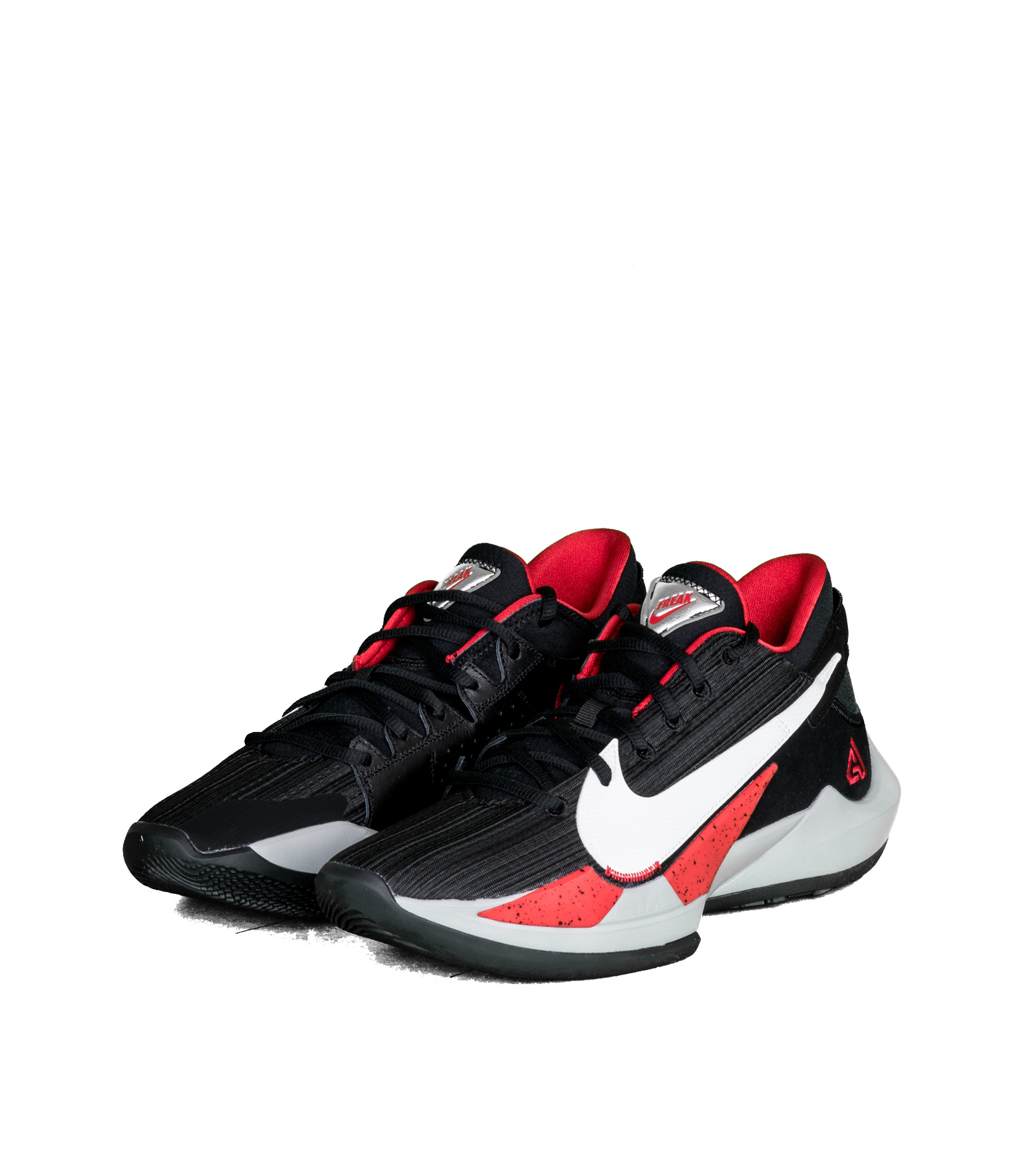 "Zoom Freak 2 ""Black/University Red""-1"